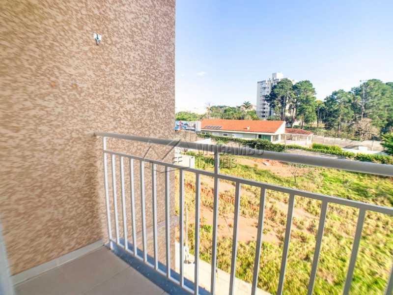 Vista/Varanda - Apartamento 2 Quartos À Venda Itatiba,SP - R$ 259.900 - FCAP21031 - 10