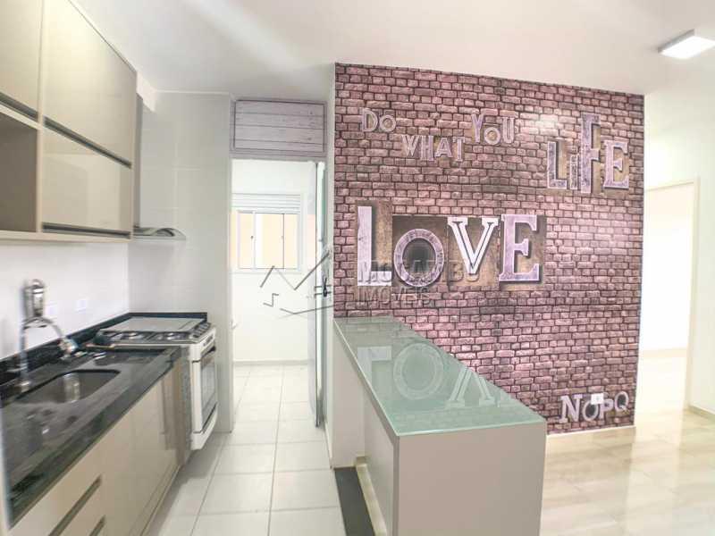 Cozinha - Apartamento 2 Quartos À Venda Itatiba,SP - R$ 259.900 - FCAP21031 - 7