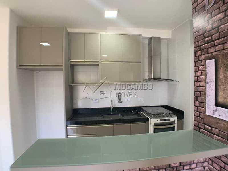 Cozinha - Apartamento 2 Quartos À Venda Itatiba,SP - R$ 259.900 - FCAP21031 - 8
