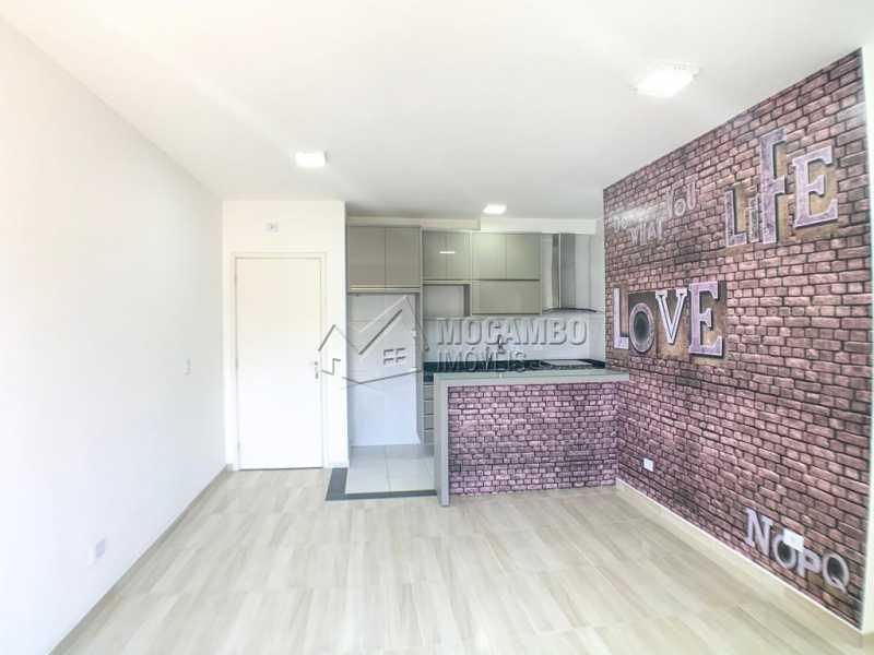 Sala - Apartamento 2 Quartos À Venda Itatiba,SP - R$ 259.900 - FCAP21031 - 3