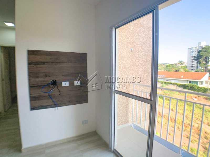 Sala - Apartamento 2 Quartos À Venda Itatiba,SP - R$ 259.900 - FCAP21031 - 15