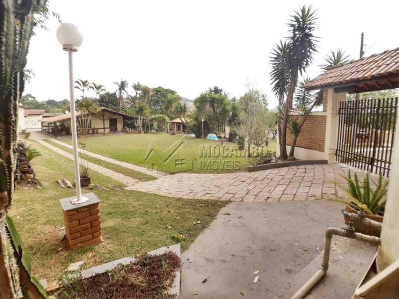 Entrada Principal  - Casa em Condomínio 3 quartos à venda Itatiba,SP - R$ 720.000 - FCCN30424 - 1