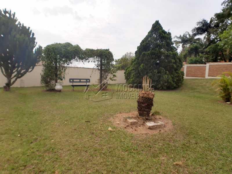 Jardim - Casa em Condomínio Cachoeiras do Imaratá, Itatiba, Real Parque Dom Pedro I, SP À Venda, 3 Quartos, 453m² - FCCN30424 - 8