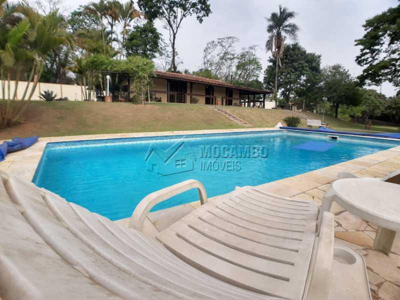 Piscina  - Casa em Condomínio Cachoeiras do Imaratá, Itatiba, Real Parque Dom Pedro I, SP À Venda, 3 Quartos, 453m² - FCCN30424 - 13