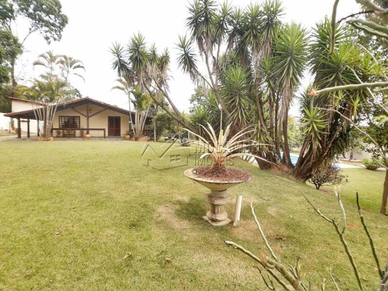 Fachada  - Casa em Condomínio Cachoeiras do Imaratá, Itatiba, Real Parque Dom Pedro I, SP À Venda, 3 Quartos, 453m² - FCCN30424 - 14