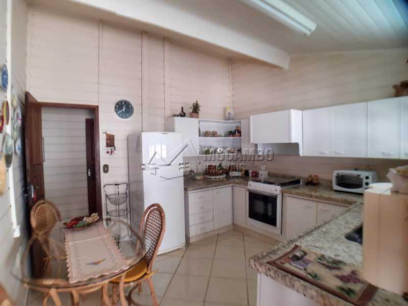 Cozinha  - Casa em Condomínio Cachoeiras do Imaratá, Itatiba, Real Parque Dom Pedro I, SP À Venda, 3 Quartos, 453m² - FCCN30424 - 17