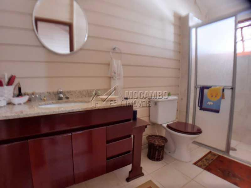 Banheiro  - Casa em Condomínio Cachoeiras do Imaratá, Itatiba, Real Parque Dom Pedro I, SP À Venda, 3 Quartos, 453m² - FCCN30424 - 19