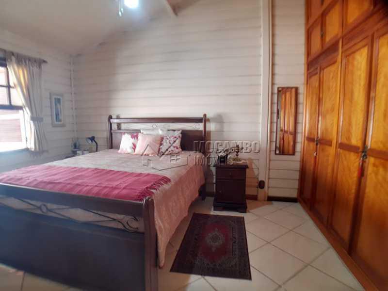 Dormitório  - Casa em Condomínio Cachoeiras do Imaratá, Itatiba, Real Parque Dom Pedro I, SP À Venda, 3 Quartos, 453m² - FCCN30424 - 20