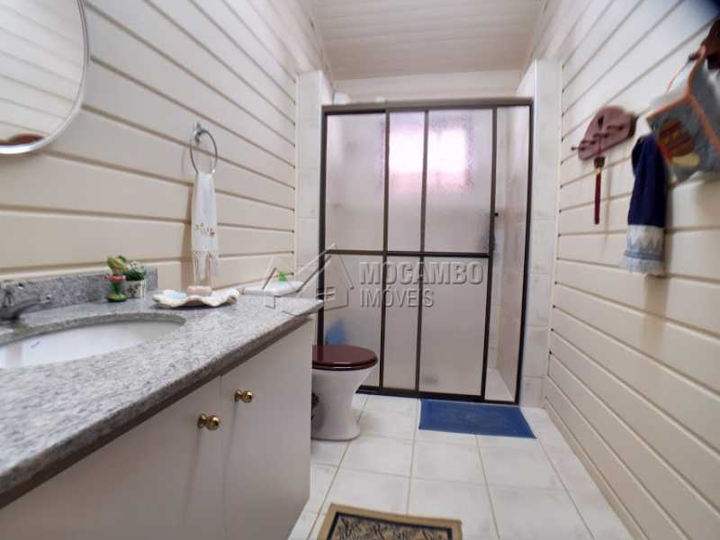 Banheiro  - Casa em Condomínio Cachoeiras do Imaratá, Itatiba, Real Parque Dom Pedro I, SP À Venda, 3 Quartos, 453m² - FCCN30424 - 21