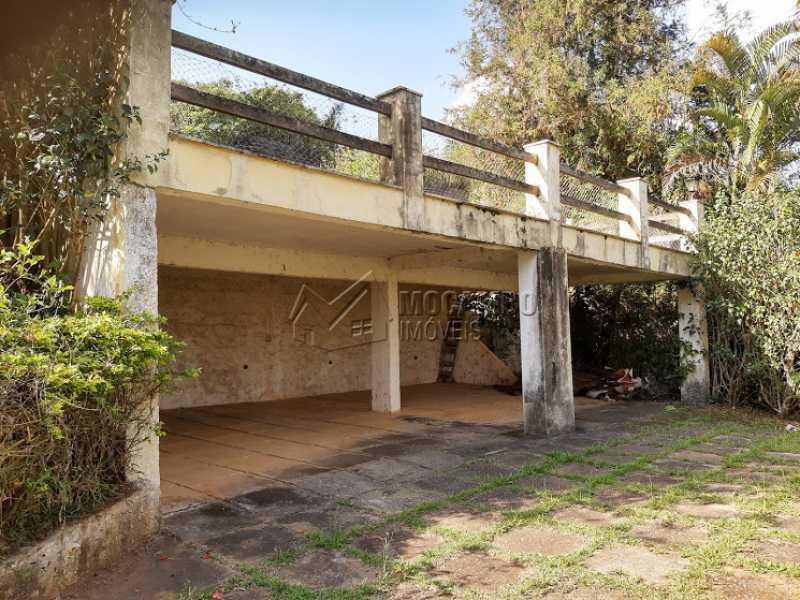 Garagem - Casa em Condomínio 3 Quartos À Venda Itatiba,SP - R$ 580.000 - FCCN30425 - 3
