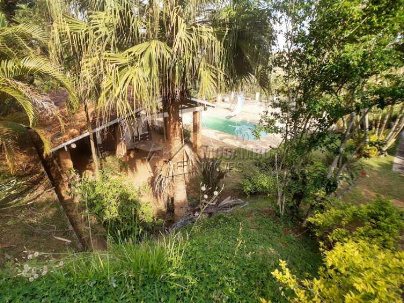 Paisagismo  - Casa em Condomínio 3 Quartos À Venda Itatiba,SP - R$ 580.000 - FCCN30425 - 6
