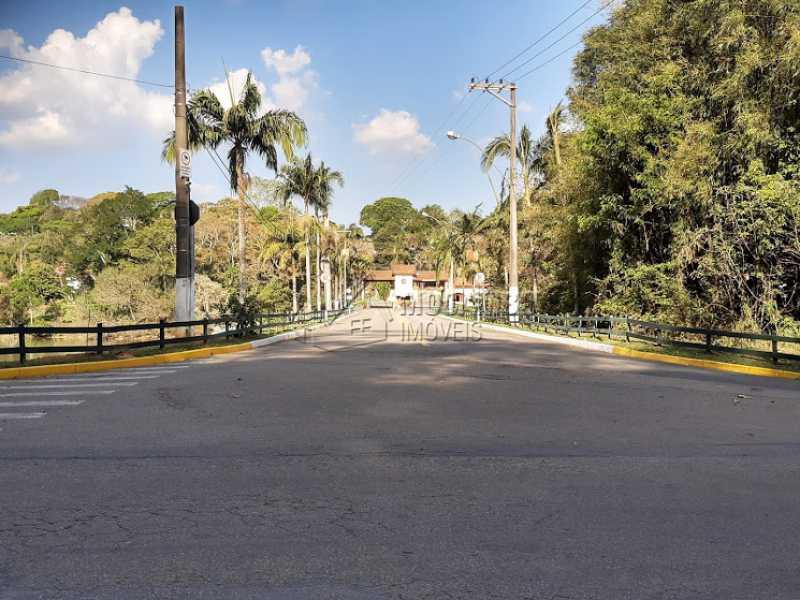 Entrada Principal  - Casa em Condomínio 3 Quartos À Venda Itatiba,SP - R$ 580.000 - FCCN30425 - 10