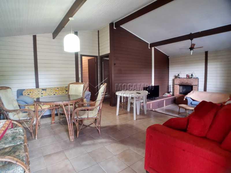 Sala  - Casa em Condomínio 3 Quartos À Venda Itatiba,SP - R$ 580.000 - FCCN30425 - 12