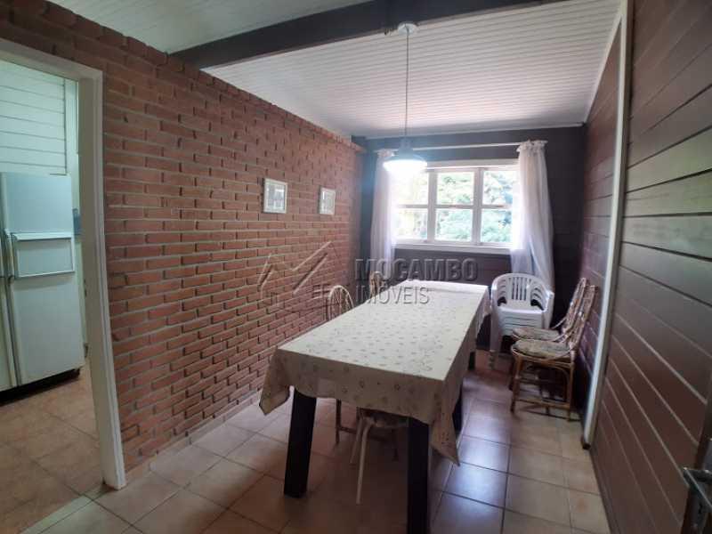 Sala de Jantar  - Casa em Condomínio 3 Quartos À Venda Itatiba,SP - R$ 580.000 - FCCN30425 - 13