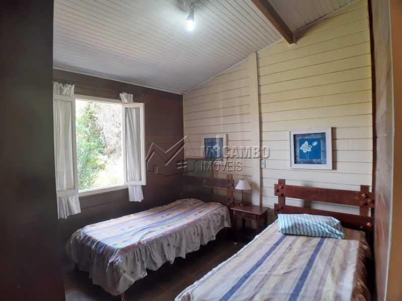 Dormitório  - Casa em Condomínio 3 Quartos À Venda Itatiba,SP - R$ 580.000 - FCCN30425 - 18