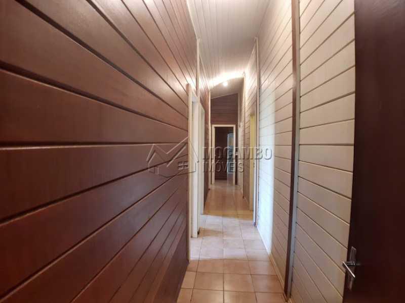 Acesso aos dormitórios  - Casa em Condomínio 3 Quartos À Venda Itatiba,SP - R$ 580.000 - FCCN30425 - 14