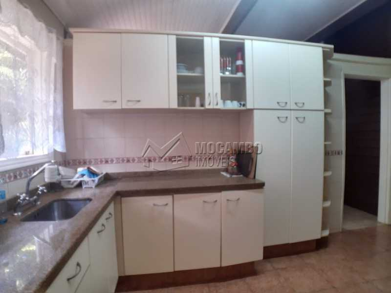 Cozinha  - Casa em Condomínio 3 Quartos À Venda Itatiba,SP - R$ 580.000 - FCCN30425 - 20