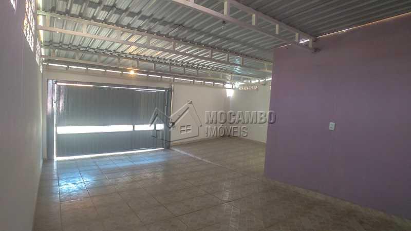 Garagem Coberta  - Casa 2 quartos à venda Itatiba,SP - R$ 360.000 - FCCA21252 - 17