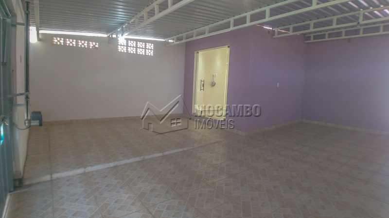 Garagem Coberta  - Casa 2 quartos à venda Itatiba,SP - R$ 360.000 - FCCA21252 - 16