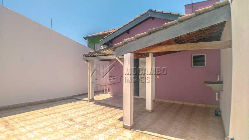 Quintal - Casa 2 quartos à venda Itatiba,SP - R$ 360.000 - FCCA21252 - 21
