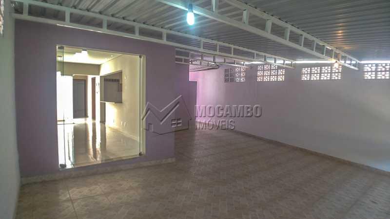 Garagem Coberta - Casa 2 quartos à venda Itatiba,SP - R$ 360.000 - FCCA21252 - 18