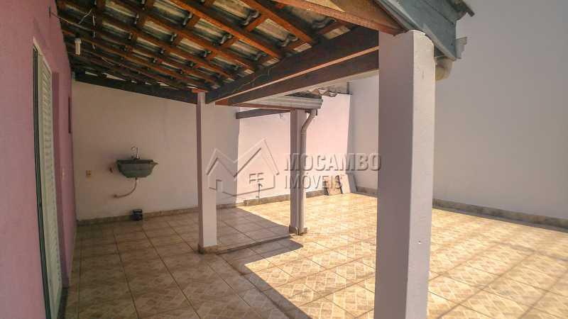 Quintal - Casa 2 quartos à venda Itatiba,SP - R$ 360.000 - FCCA21252 - 23
