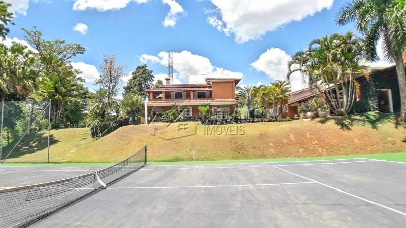 Terreno com Quadra de Tênis - Terreno 1100m² à venda Itatiba,SP - R$ 350.000 - FCUF01287 - 5
