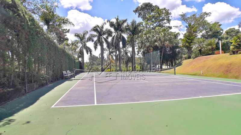 Terreno com Quadra de Tênis - Terreno 1100m² à venda Itatiba,SP - R$ 350.000 - FCUF01287 - 3