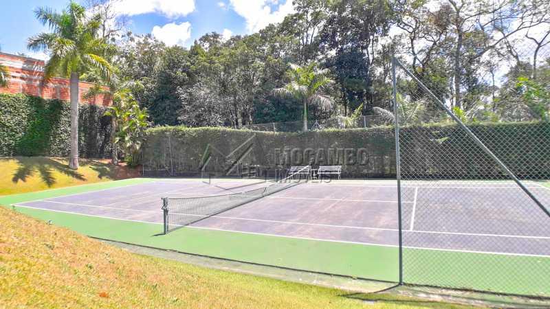 Terreno com Quadra de Tênis - Terreno 1100m² à venda Itatiba,SP - R$ 350.000 - FCUF01287 - 1