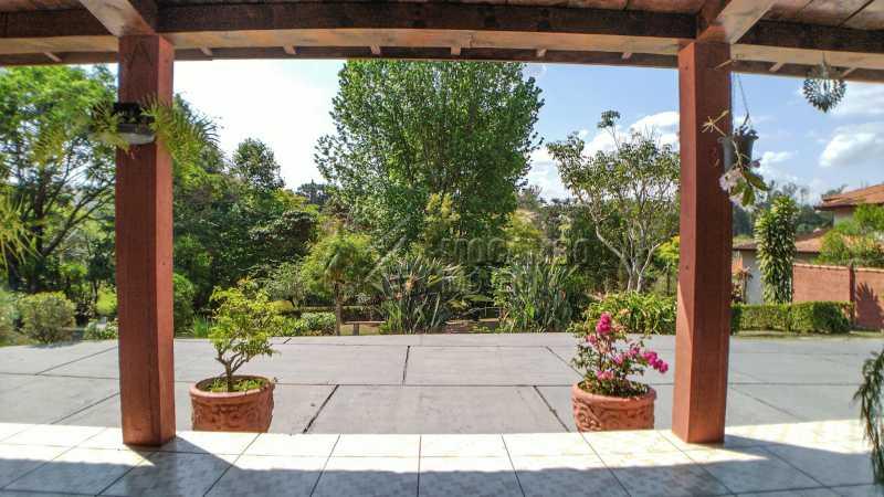 Varanda - Casa em Condomínio Ville Chamonix, Itatiba, Ville Chamonix, SP À Venda, 4 Quartos, 370m² - FCCN40146 - 15
