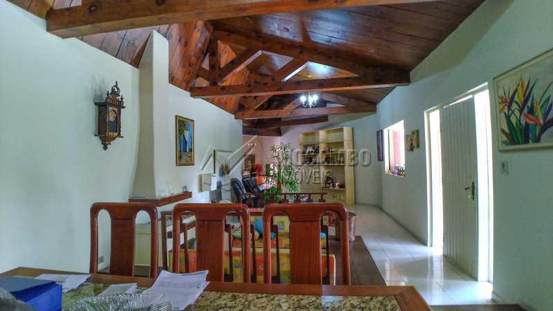 Sala - Casa em Condomínio Ville Chamonix, Itatiba, Ville Chamonix, SP À Venda, 4 Quartos, 370m² - FCCN40146 - 18