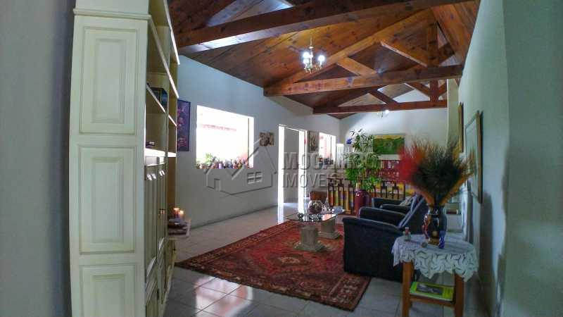 Sala - Casa em Condomínio Ville Chamonix, Itatiba, Ville Chamonix, SP À Venda, 4 Quartos, 370m² - FCCN40146 - 23