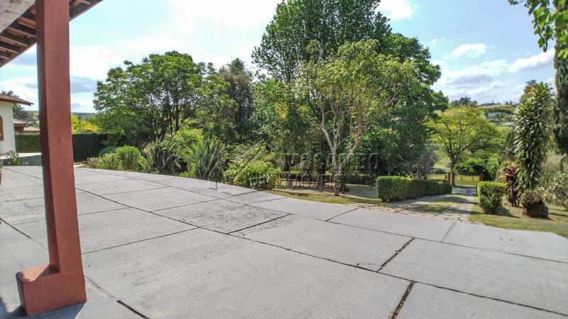 Varanda - Casa em Condomínio Ville Chamonix, Itatiba, Ville Chamonix, SP À Venda, 4 Quartos, 370m² - FCCN40146 - 16