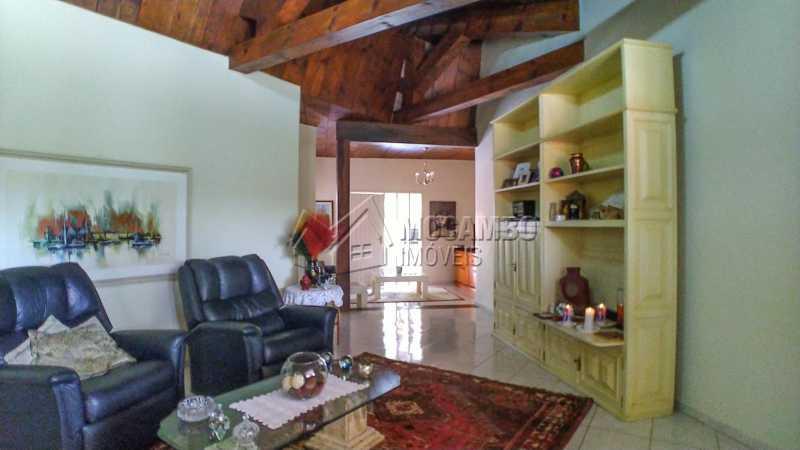 Sala - Casa em Condomínio Ville Chamonix, Itatiba, Ville Chamonix, SP À Venda, 4 Quartos, 370m² - FCCN40146 - 21