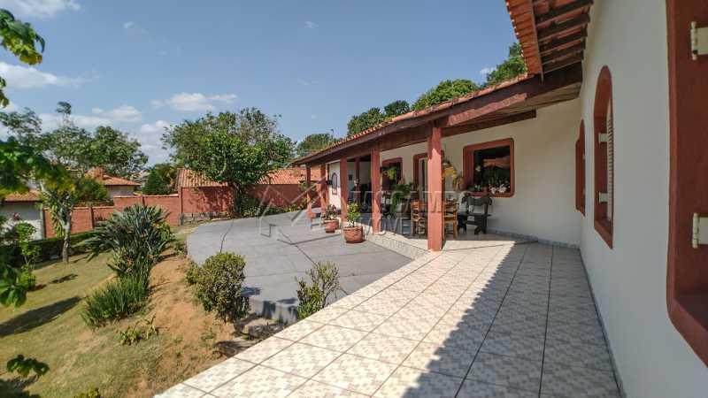 Varanda - Casa em Condomínio Ville Chamonix, Itatiba, Ville Chamonix, SP À Venda, 4 Quartos, 370m² - FCCN40146 - 1