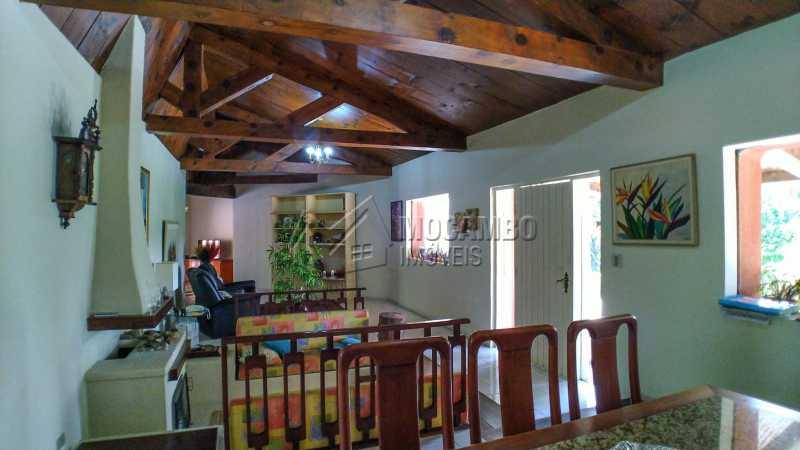 Sala - Casa em Condomínio Ville Chamonix, Itatiba, Ville Chamonix, SP À Venda, 4 Quartos, 370m² - FCCN40146 - 22