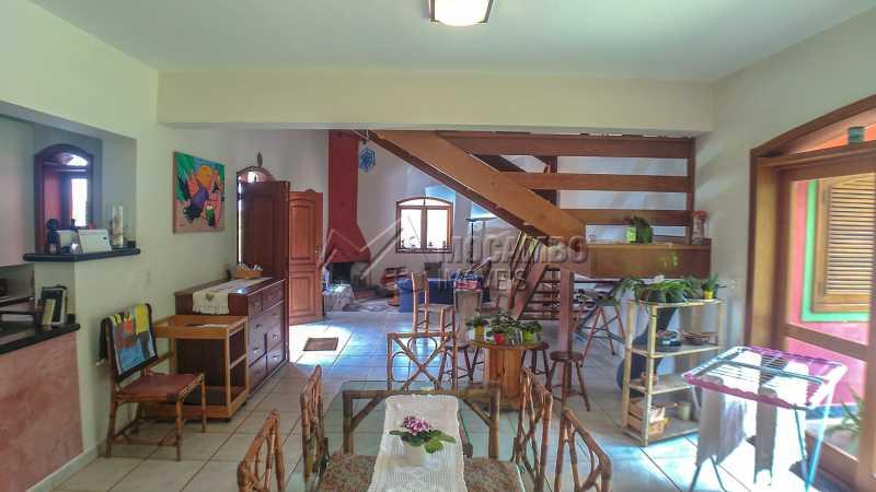Condomínio Capela do Barreiro - Casa em Condomínio 3 quartos à venda Itatiba,SP - R$ 1.200.000 - FCCN30426 - 4