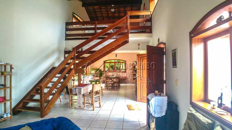 Condomínio Capela do Barreiro - Casa em Condomínio 3 quartos à venda Itatiba,SP - R$ 1.200.000 - FCCN30426 - 5