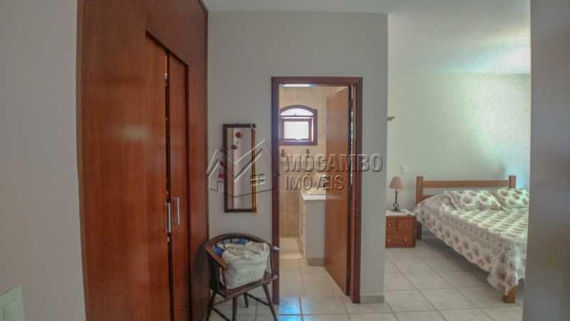 Suíte Master - Casa em Condomínio 3 quartos à venda Itatiba,SP - R$ 1.200.000 - FCCN30426 - 12