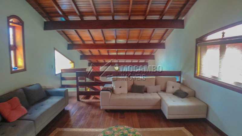 Condomínio Capela do Barreiro - Casa em Condomínio 3 quartos à venda Itatiba,SP - R$ 1.200.000 - FCCN30426 - 7