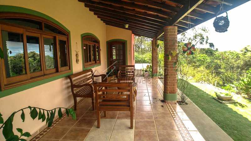 Condomínio Capela do Barreiro - Casa em Condomínio 3 quartos à venda Itatiba,SP - R$ 1.200.000 - FCCN30426 - 23