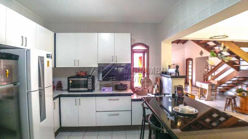 Condomínio Capela do Barreiro - Casa em Condomínio 3 quartos à venda Itatiba,SP - R$ 1.200.000 - FCCN30426 - 9