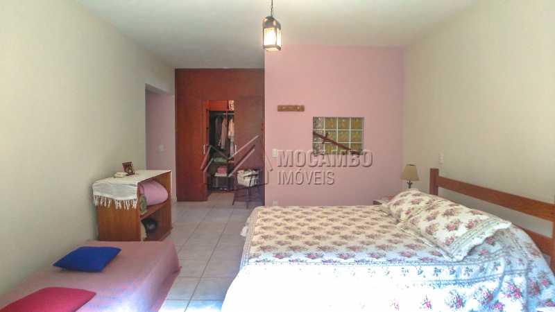 Suíte Master - Casa em Condomínio 3 quartos à venda Itatiba,SP - R$ 1.200.000 - FCCN30426 - 13