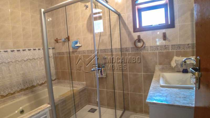 Suíte Master - Casa em Condomínio 3 quartos à venda Itatiba,SP - R$ 1.200.000 - FCCN30426 - 14