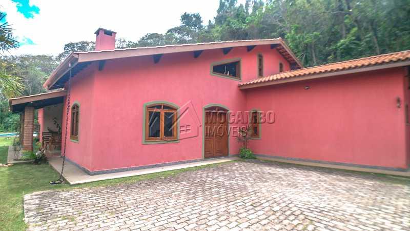 Entrada  - Casa em Condomínio 3 quartos à venda Itatiba,SP - R$ 1.200.000 - FCCN30426 - 26
