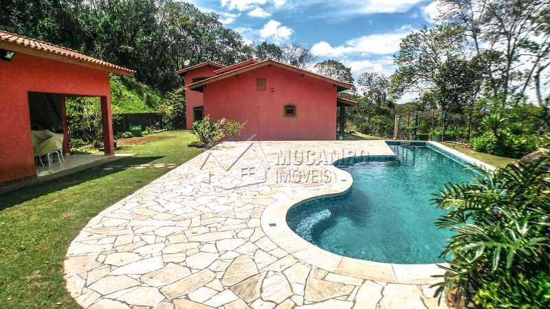 Condomínio Capela do Barreiro - Casa em Condomínio 3 quartos à venda Itatiba,SP - R$ 1.200.000 - FCCN30426 - 1