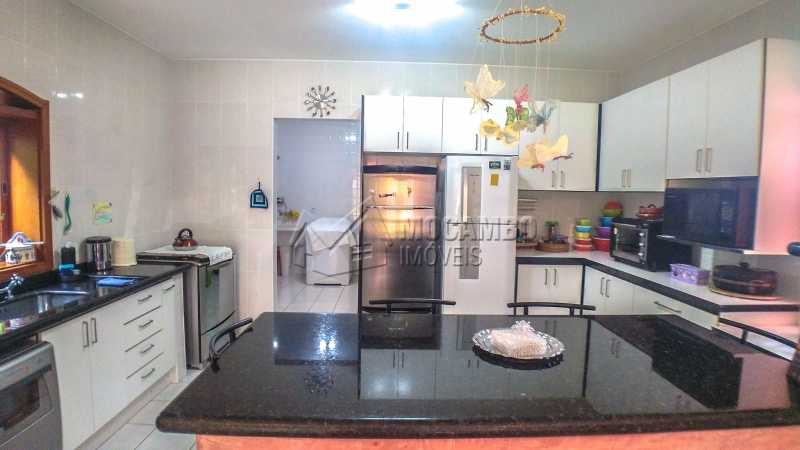 Condomínio Capela do Barreiro - Casa em Condomínio 3 quartos à venda Itatiba,SP - R$ 1.200.000 - FCCN30426 - 11