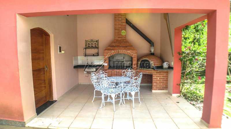 Área Gourmet - Casa em Condomínio 3 quartos à venda Itatiba,SP - R$ 1.200.000 - FCCN30426 - 25