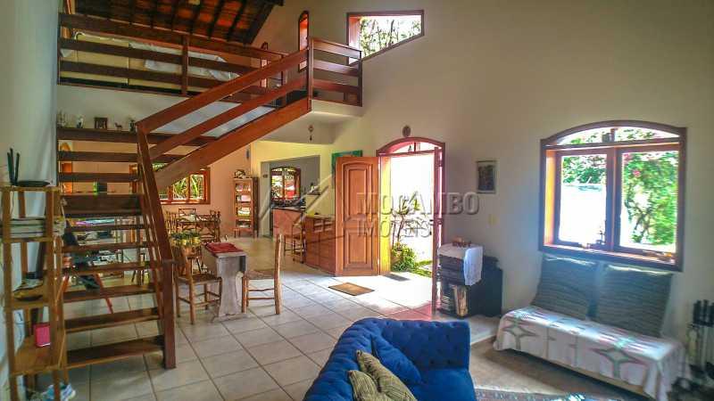 Condomínio Capela do Barreiro - Casa em Condomínio 3 quartos à venda Itatiba,SP - R$ 1.200.000 - FCCN30426 - 3