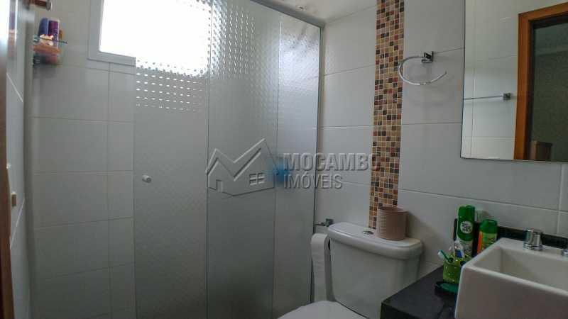 Banheiro - Apartamento Itatiba,Núcleo Residencial João Corradini,SP À Venda,2 Quartos,45m² - FCAP21023 - 6